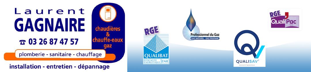Laurent Gagnaire - plomberie - sanitaire - chauffage
